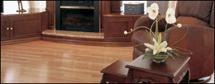 Mirage prefinished hardwood flooring